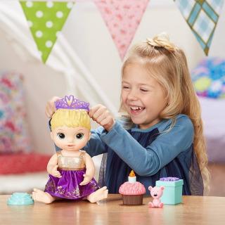 Obrázek 2 produktu Baby Alive Narozeninová blonďatá panenka