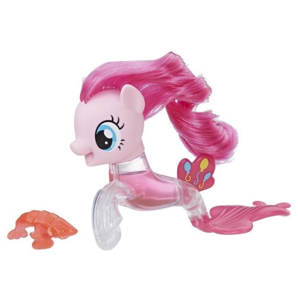 Obrázek 1 produktu MLP My Little Pony Mořský poník měnící barvu Pinkie Pie, Hasbro E0713