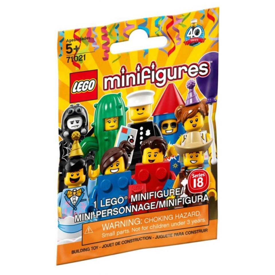 Obrázek 2 produktu LEGO 71021 Ucelená kolekce 17 minifigurek