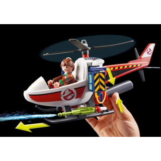 Obrázek 3 produktu Playmobil 9385 The Real Ghostbusters Venkman s helikoptérou