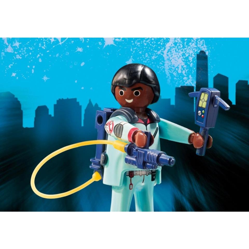 Obrázek 3 produktu Playmobil 9387 The Real Ghostbusters Zeddemore na vodním skútru