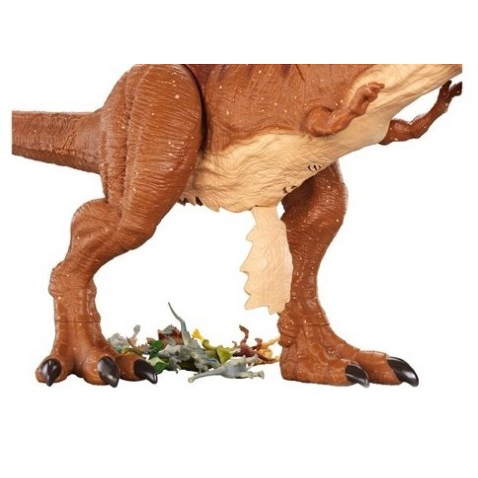 Obrázek 3 produktu Jurský svět, Tyranosaurus Rex 90cm, Mattel FMM63