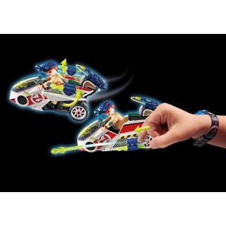 Obrázek 4 produktu Playmobil 9388 The Real Ghostbusters Stantz a Skybike