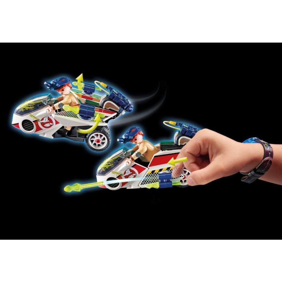 Obrázek 3 produktu Playmobil 9388 The Real Ghostbusters Stantz a Skybike