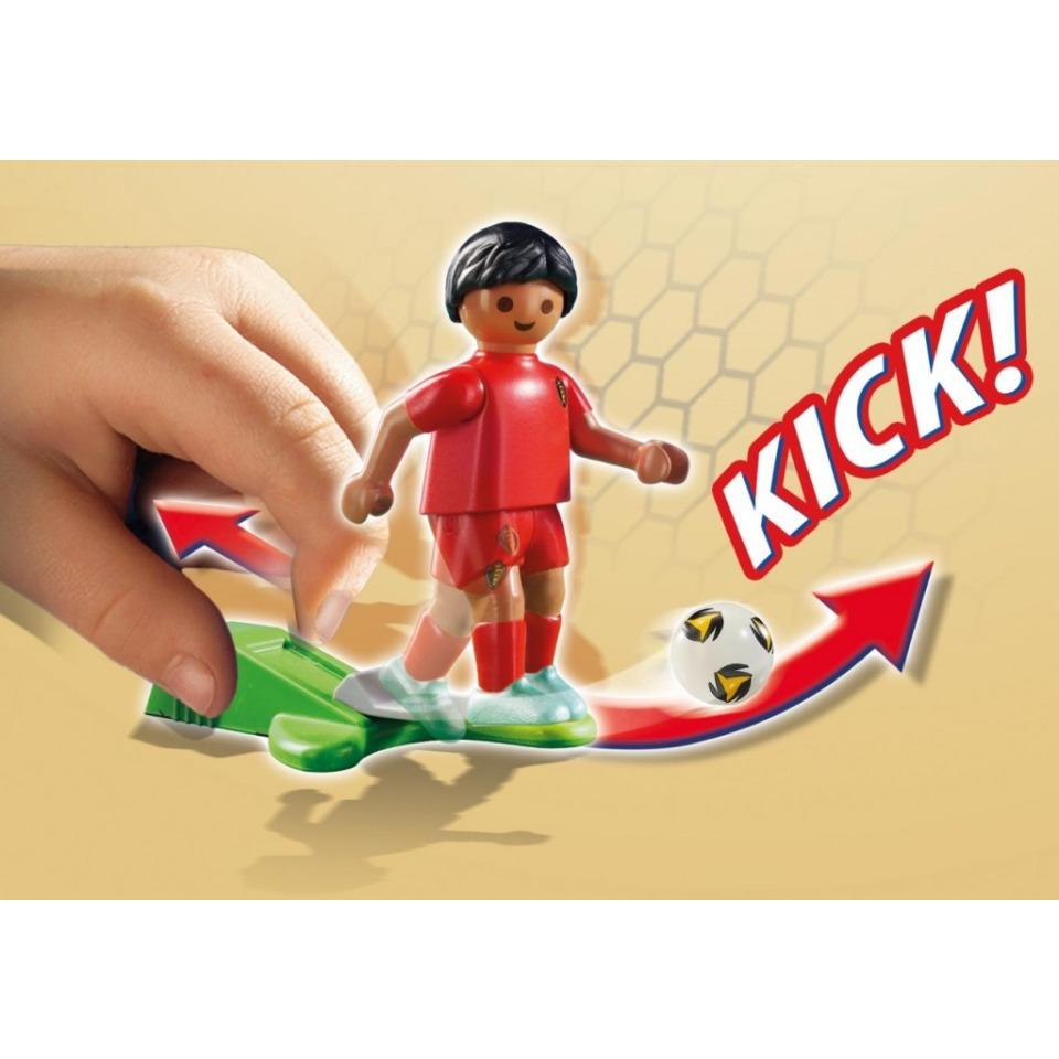 Obrázek 2 produktu Playmobil 9509 Fotbalista Belgie