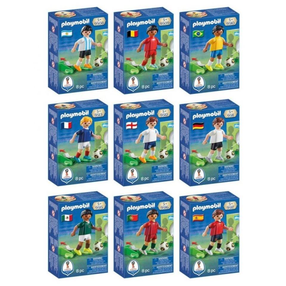 Obrázek 3 produktu Playmobil 9509 Fotbalista Belgie