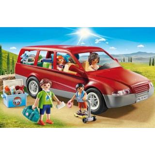 Obrázek 2 produktu Playmobil 9421 Rodinné auto na výlet