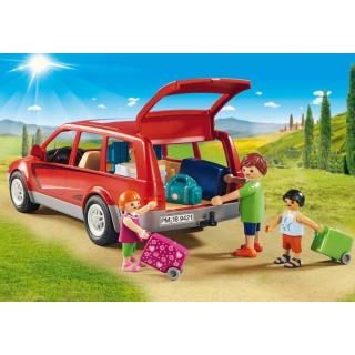 Obrázek 3 produktu Playmobil 9421 Rodinné auto na výlet