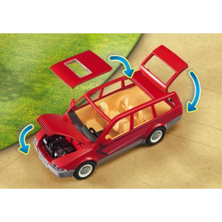Obrázek 4 produktu Playmobil 9421 Rodinné auto na výlet