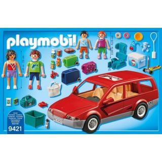 Obrázek 5 produktu Playmobil 9421 Rodinné auto na výlet