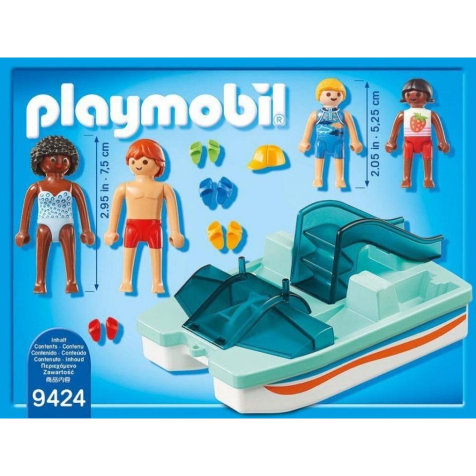 Obrázek 3 produktu Playmobil 9424 Šlapadlo