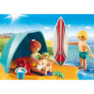 Obrázek 2 produktu Playmobil 9425 Rodina na pláži