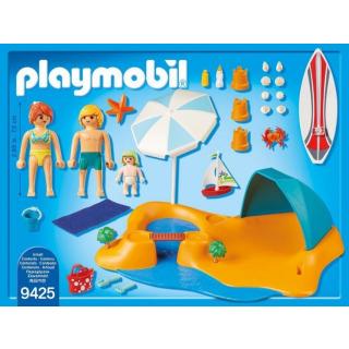 Obrázek 5 produktu Playmobil 9425 Rodina na pláži