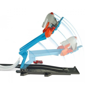 Obrázek 3 produktu Hot Wheels Track Builder Výzva se smyčkou, Mattel FLK60