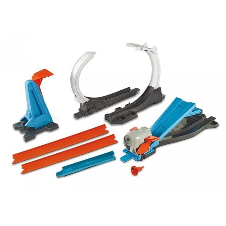 Obrázek 4 produktu Hot Wheels Track Builder Výzva se smyčkou, Mattel FLK60
