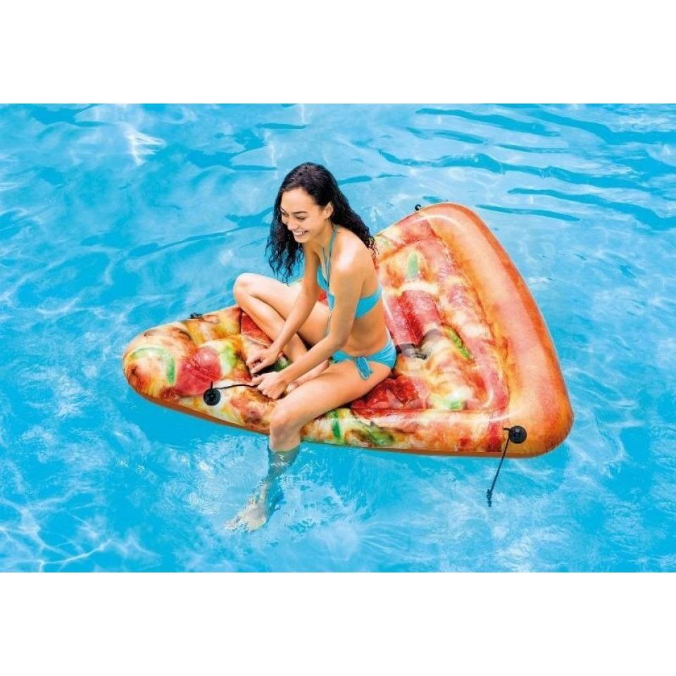 Obrázek 1 produktu Intex 58752 Nafukovací matrace pizza