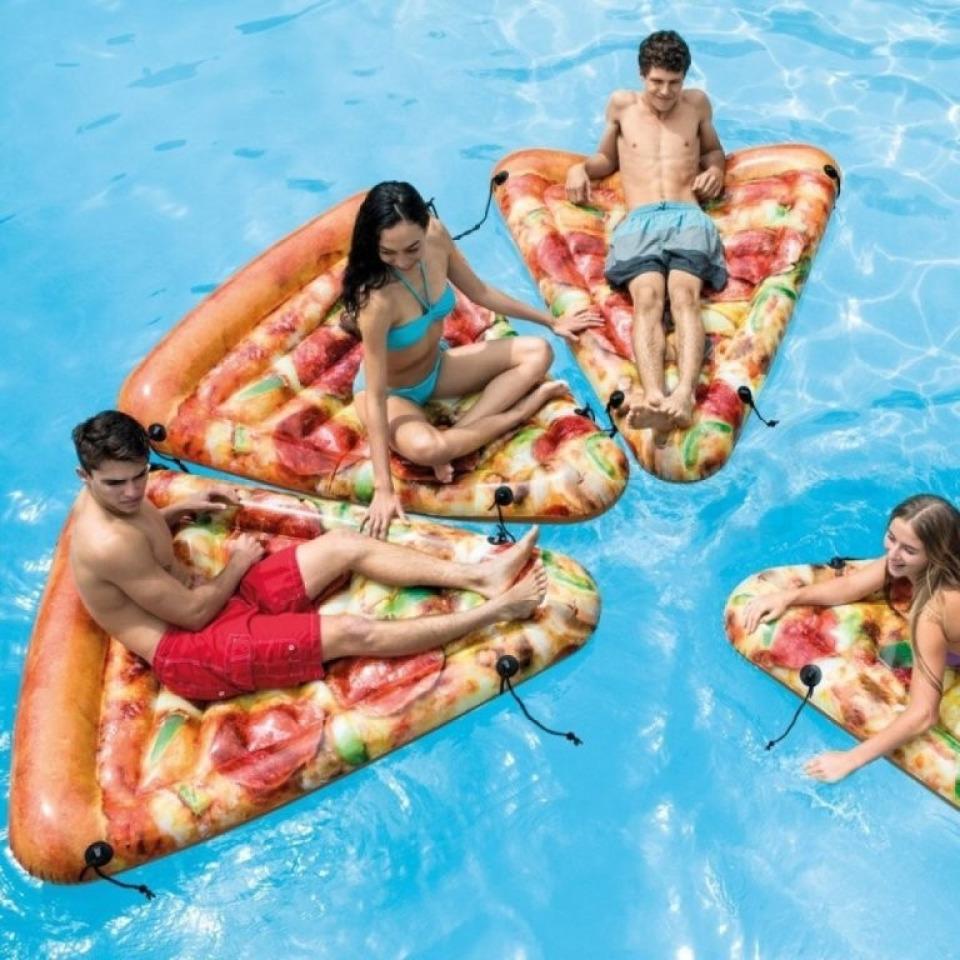 Obrázek 2 produktu Intex 58752 Nafukovací matrace pizza