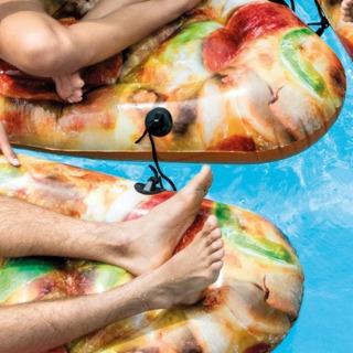 Obrázek 4 produktu Intex 58752 Nafukovací matrace pizza