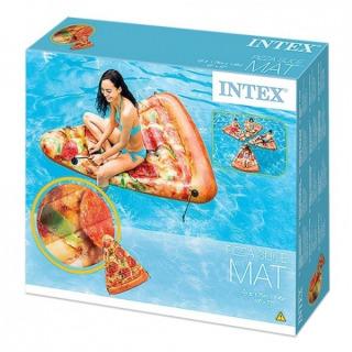 Obrázek 5 produktu Intex 58752 Nafukovací matrace pizza