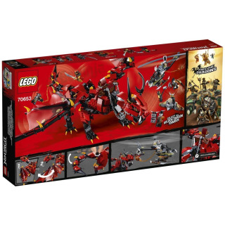 Obrázek 3 produktu LEGO Ninjago 70653 Firstbourne