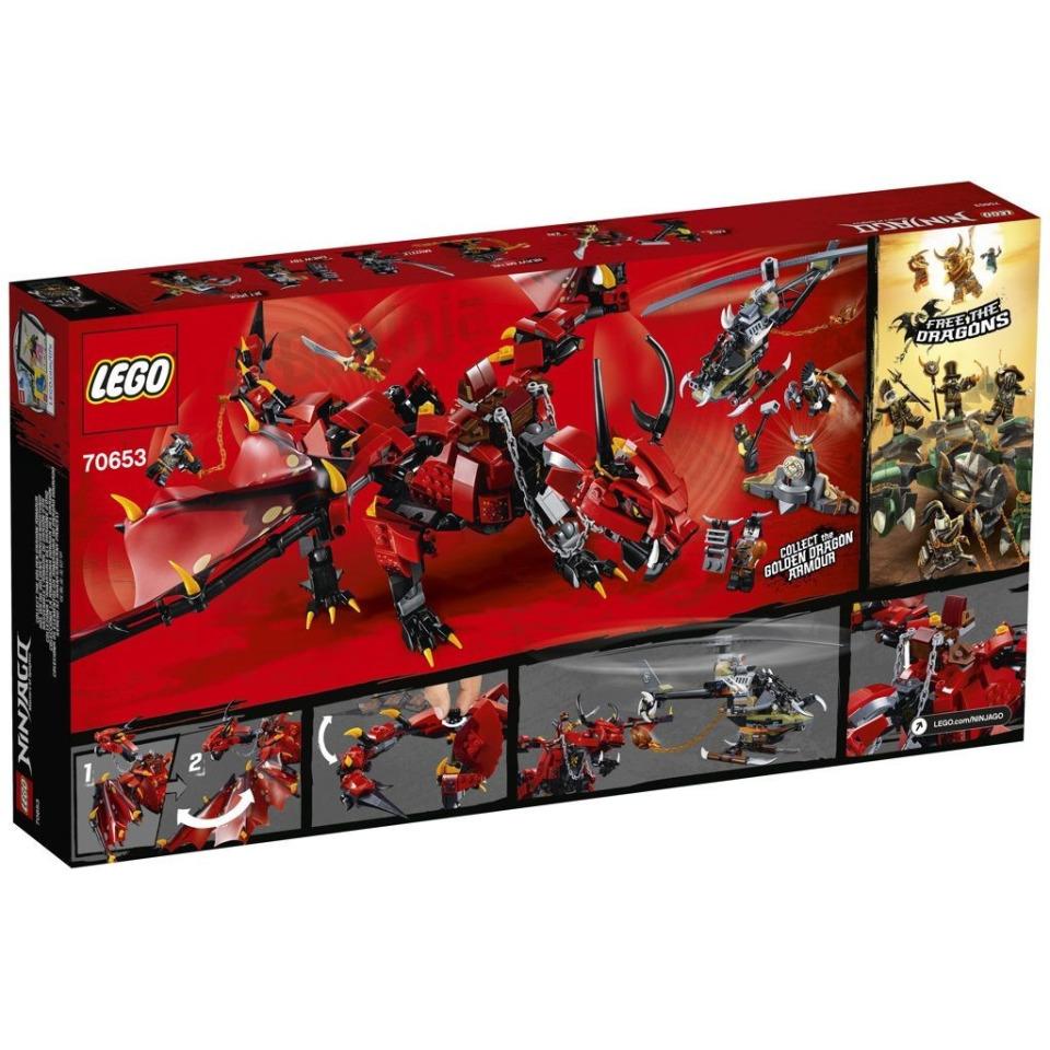 Obrázek 2 produktu LEGO Ninjago 70653 Firstbourne