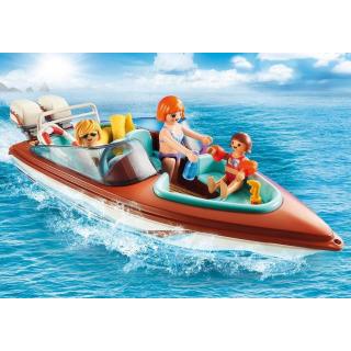 Obrázek 3 produktu Playmobil 9428 Vodní člun s motorem
