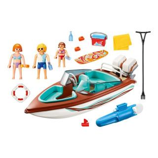 Obrázek 5 produktu Playmobil 9428 Vodní člun s motorem