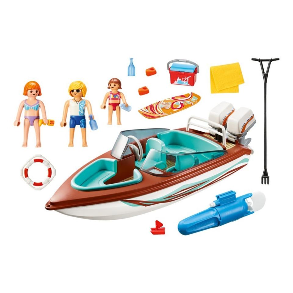 Obrázek 4 produktu Playmobil 9428 Vodní člun s motorem