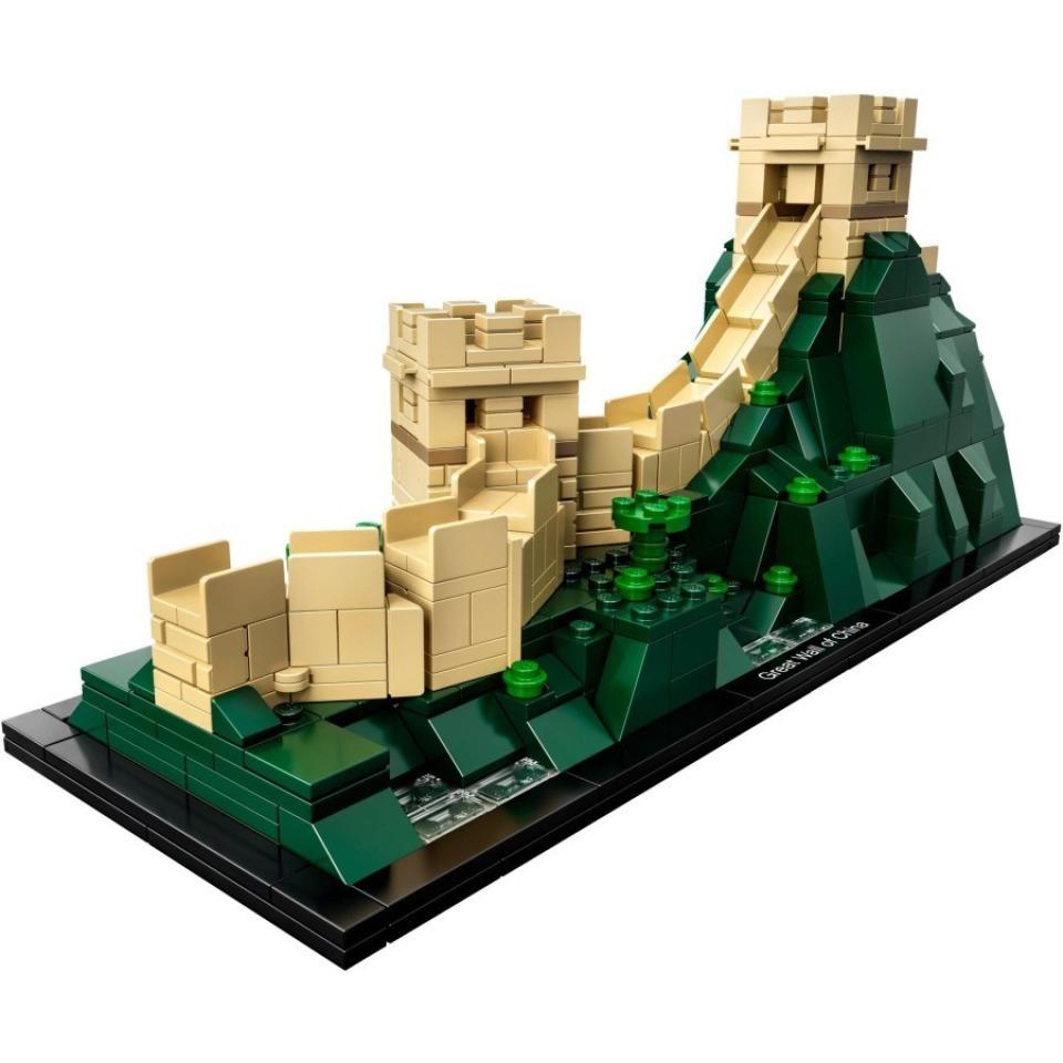 Obrázek 1 produktu LEGO Architecture 21041 Velká čínská zeď