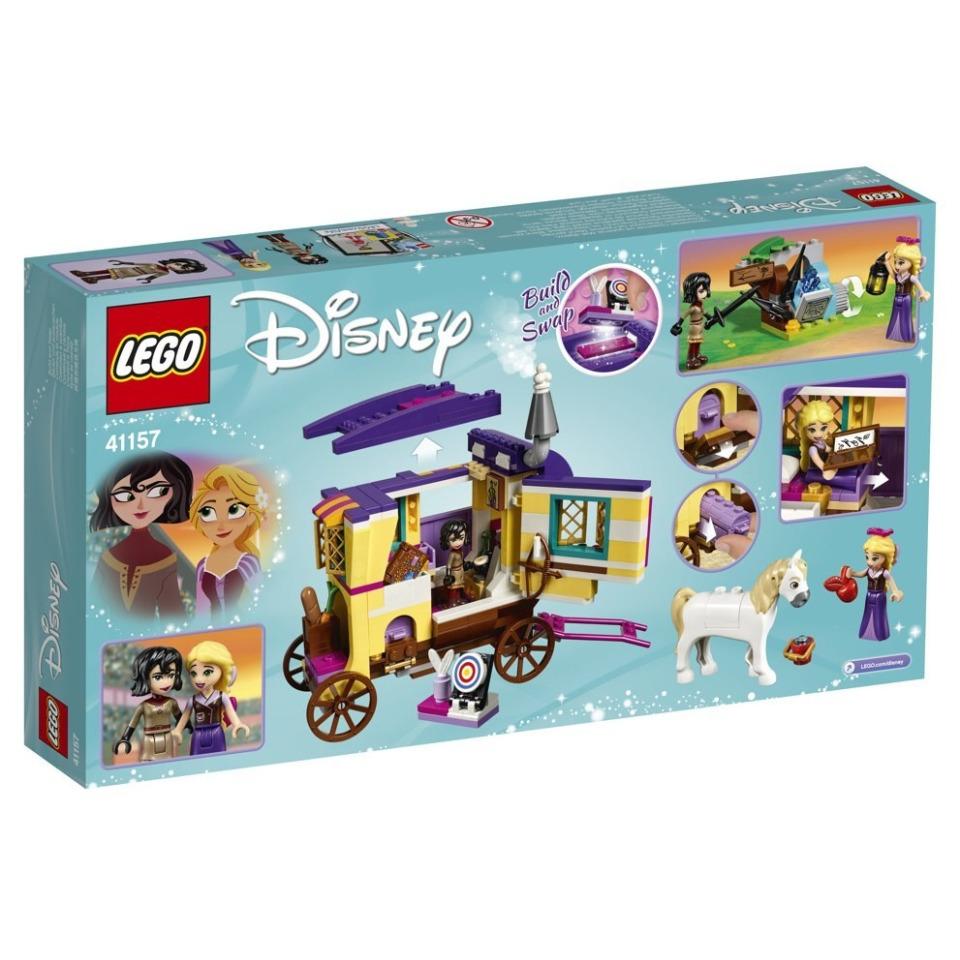 Obrázek 2 produktu LEGO Disney 41157 Locika a její kočár
