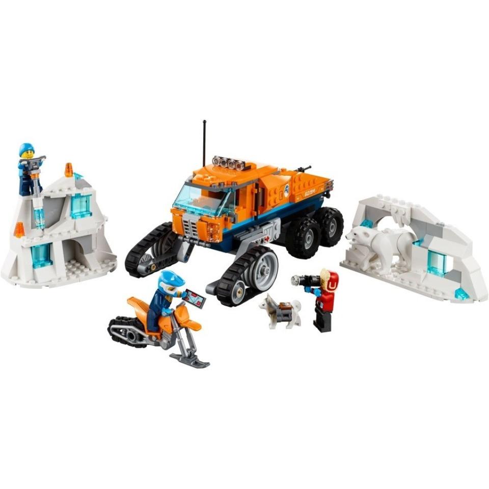 Obrázek 2 produktu LEGO City 60194 Průzkumné polární vozidlo