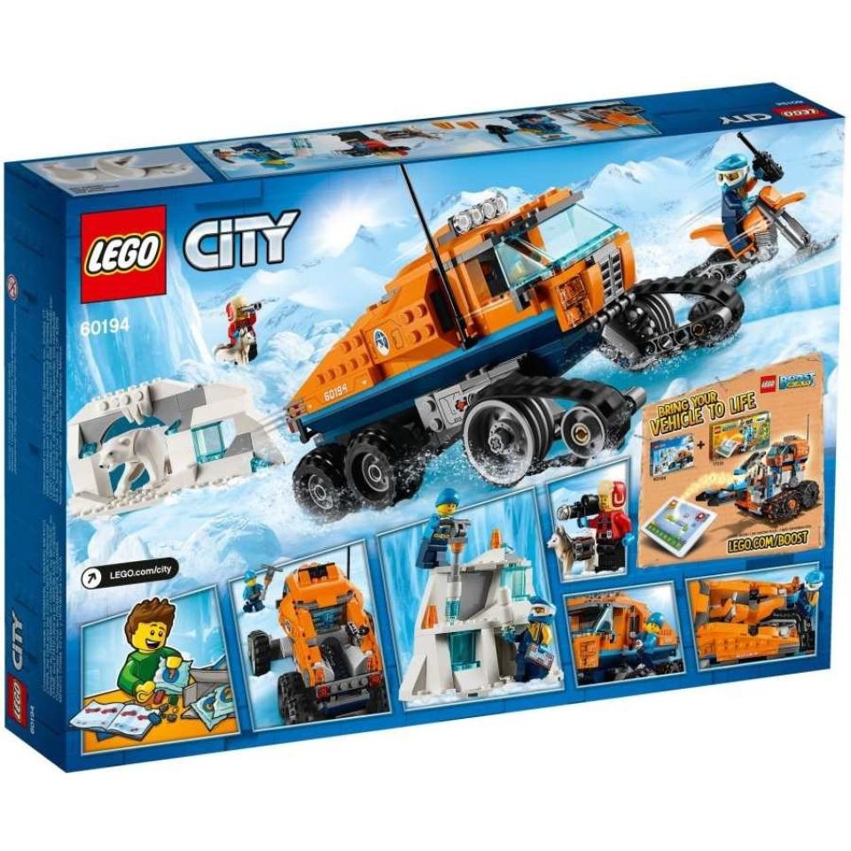 Obrázek 3 produktu LEGO City 60194 Průzkumné polární vozidlo