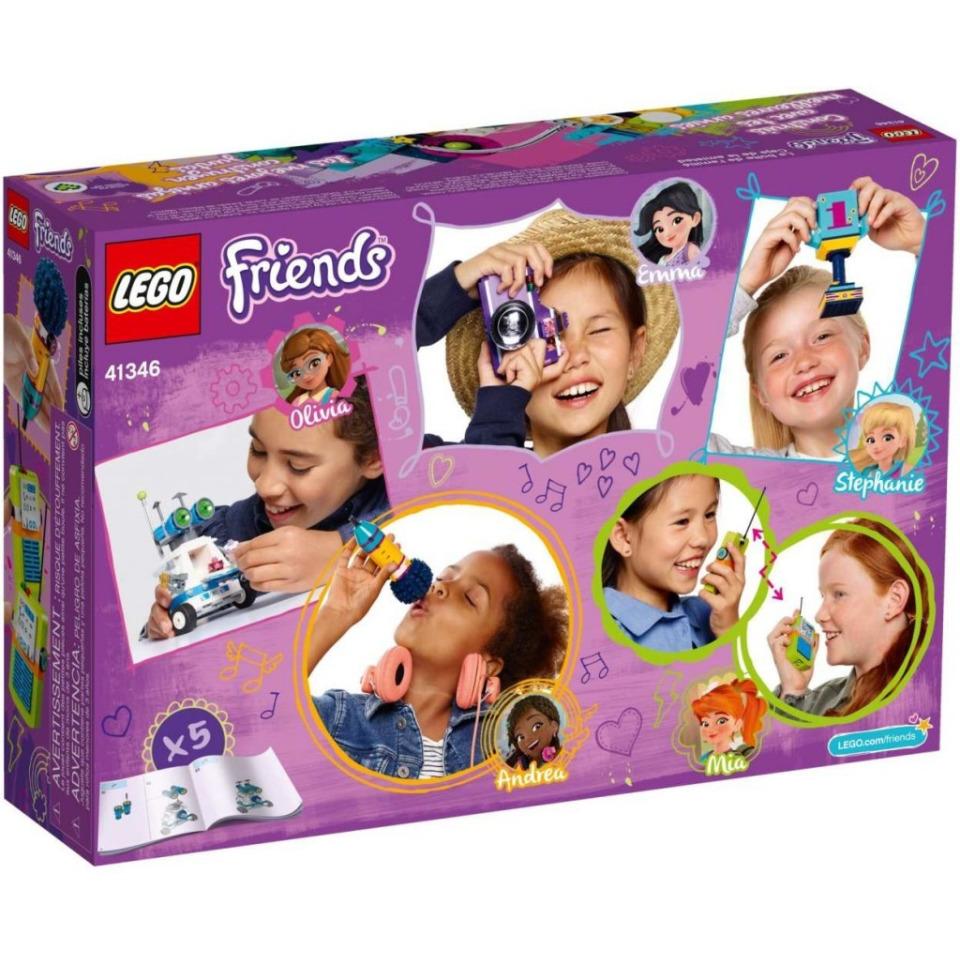 Obrázek 2 produktu LEGO Friends 41346 Krabice přátelství