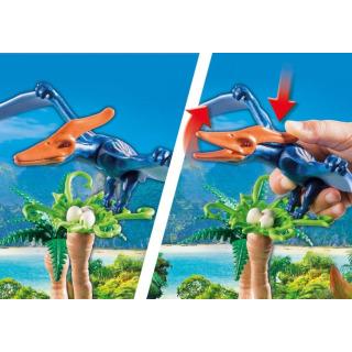 Obrázek 5 produktu Playmobil 9430 Vrtulník s Pterodactylem