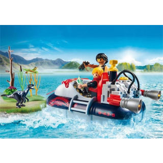 Obrázek 3 produktu Playmobil 9435 Nafukovací vznášedlo s motorem