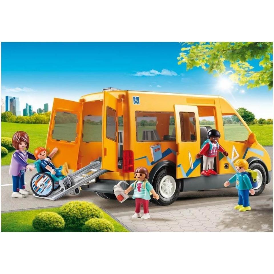 Obrázek 1 produktu Playmobil 9419 Školní autobus