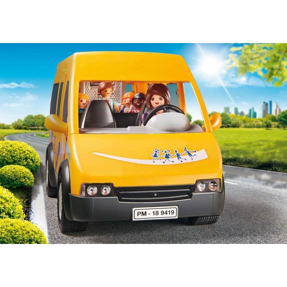 Obrázek 3 produktu Playmobil 9419 Školní autobus