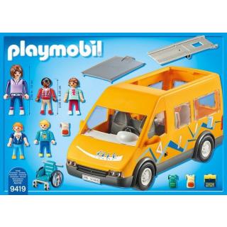 Obrázek 5 produktu Playmobil 9419 Školní autobus