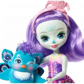Obrázek 2 produktu ENCHANTIMALS Páv s altánkem, Mattel FRH49