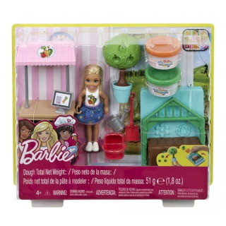 Obrázek 2 produktu Barbie Chelsea zahradnice herní set, Mattel FRH75
