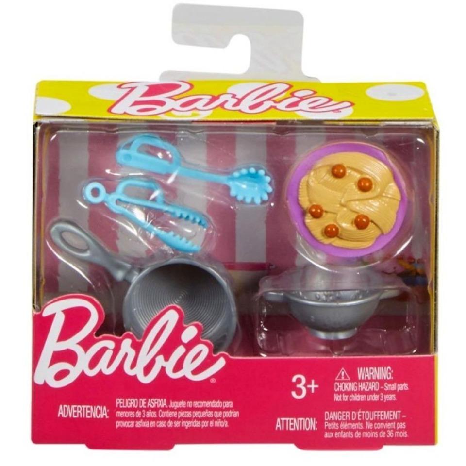 Obrázek 1 produktu Barbie Vaření a pečení doplňky - koláč, Mattel FHP72