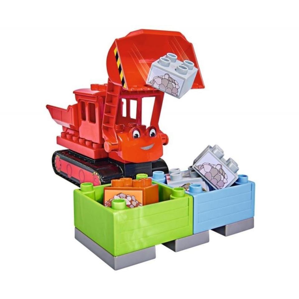 Obrázek 1 produktu PlayBig BLOXX Bořek Stavitel Buldozer Max