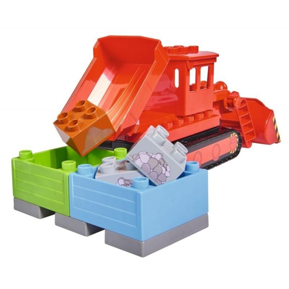 Obrázek 2 produktu PlayBig BLOXX Bořek Stavitel Buldozer Max