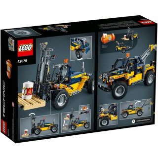 Obrázek 2 produktu LEGO TECHNIC 42079 Výkonný vysokozdvižný vozík