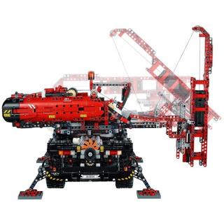 Obrázek 5 produktu LEGO TECHNIC 42082 Terénní jeřáb