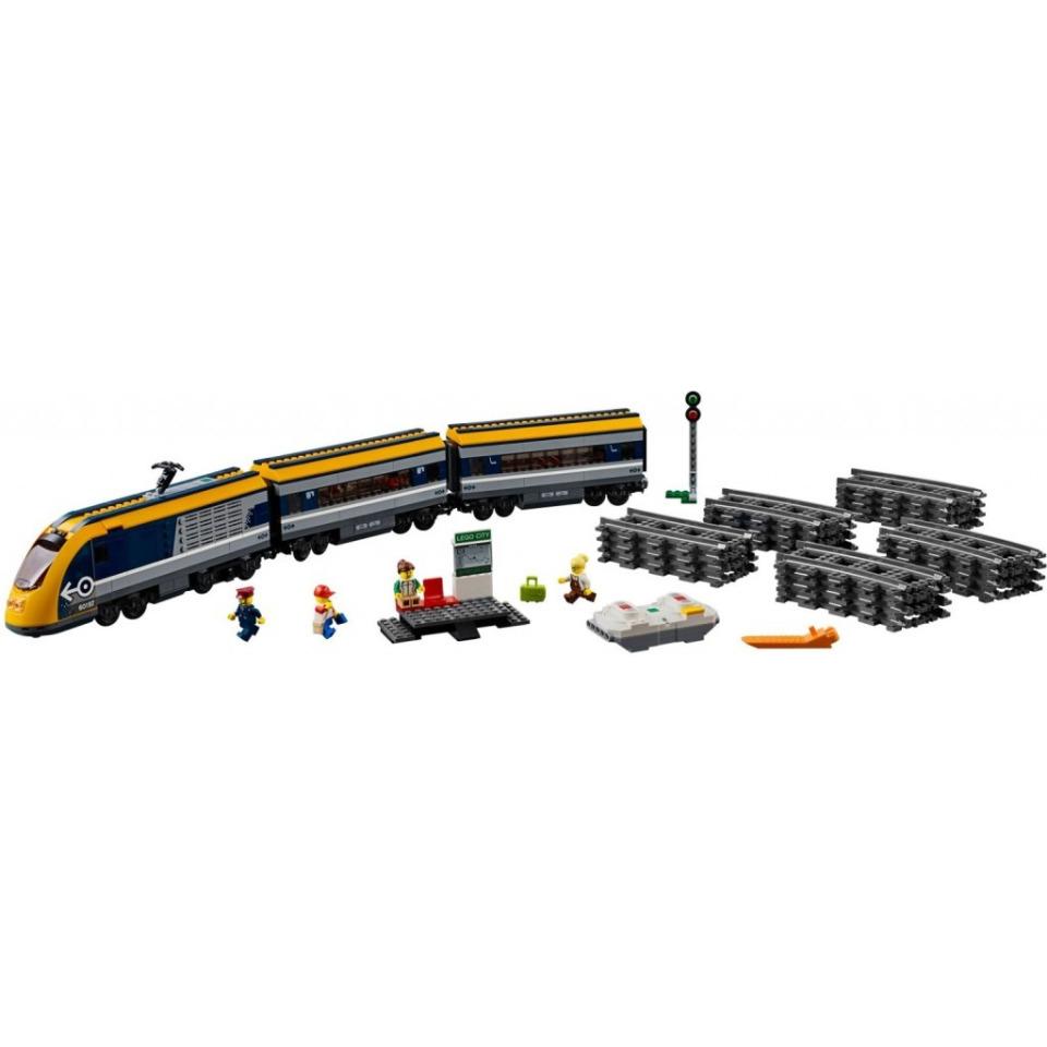 Obrázek 2 produktu LEGO CITY 60197 Osobní vlak