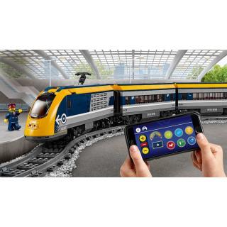 Obrázek 4 produktu LEGO CITY 60197 Osobní vlak