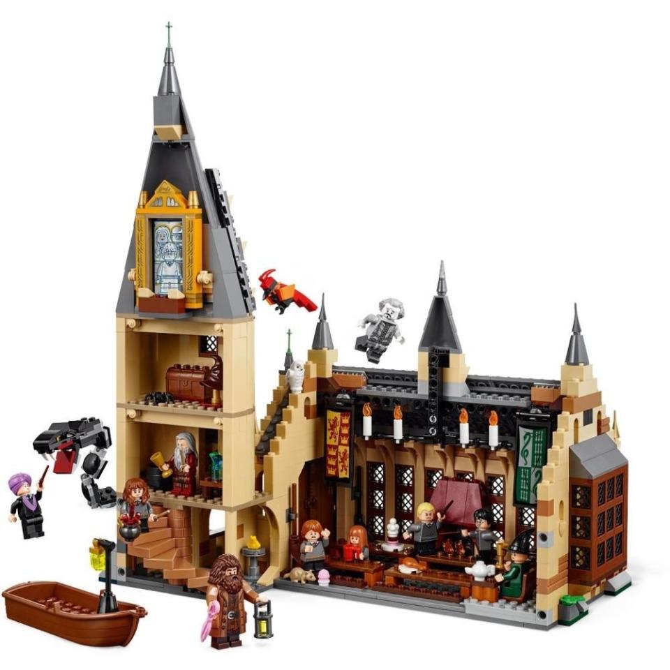 Obrázek 2 produktu LEGO Harry Potter™ 75954 Bradavická Velká síň