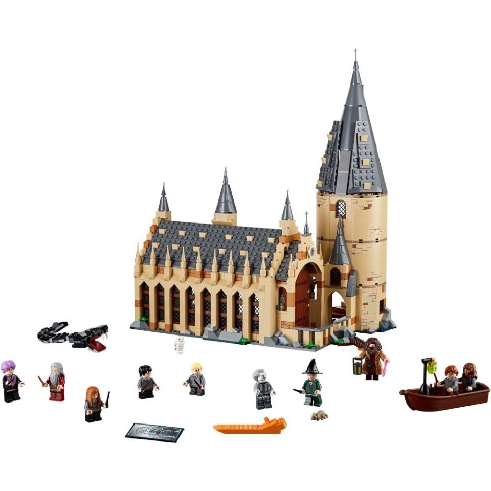 Obrázek 3 produktu LEGO Harry Potter™ 75954 Bradavická Velká síň