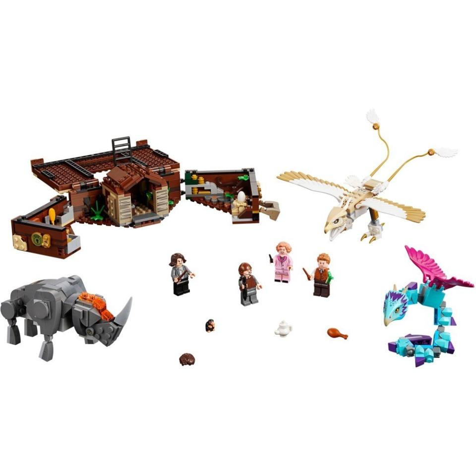Obrázek 2 produktu LEGO Harry Potter™ 75952 Mlokův kufr plný kouzelných tvorů